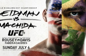 UFC 175 Results