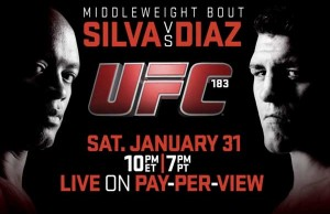 UFC 183 Results