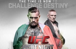UFC Fight Night 59: McGregor vs. Siver