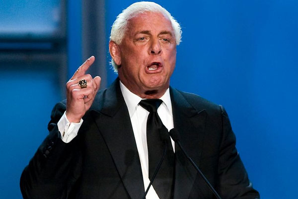 Wwe Legend Ric Flair Talks About His Daughter Quot Charlotte