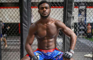 Aljamain Sterling photo from his Instagram account