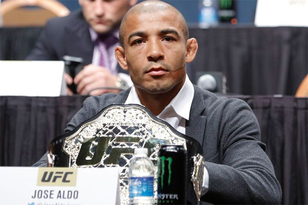 """Jose Aldo Meets With UFC Brass, Says """"Nothing's Changed"""""""