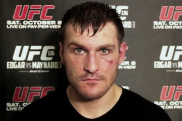 Stipe Miocic (Photo by Fighters Only Magazine)