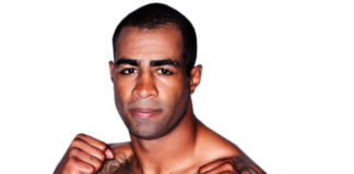 Cosmo Alexandre (Photo courtesy of WSOF)