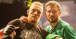 Conor McGregor's Coach Teases He May Go For UFC Welterweight Title Too