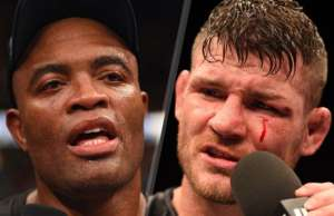 anderson silva michael bisping