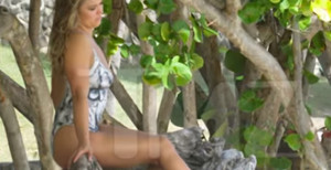 Video: Behind-The-Scenes Of Ronda Rousey's S.I. Swimsuit Issue Body Paint Shoot