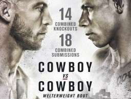 UFC Fight Night: Cowboy vs. Cowboy