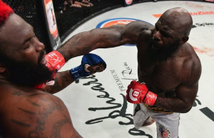 Kimbo Slice vs. Dada 5000 (Photo by Bellator)