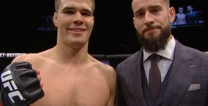 CM Punk vs. Mickey Gall Reportedly Back On For