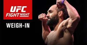 Video: UFC Fight Night 82 Weigh-In Results