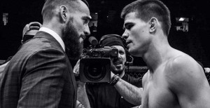 Mickey Gall Wins UFC Debut, Will Be CM Punk's First Opponent