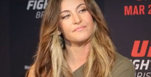 Miesha Tate On Rousey/VanZant Incident, UFC Giving McGregor Preferential Treatment