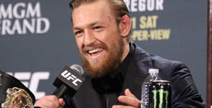 Conor McGregor Responds To Diaz Photo: