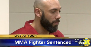 Former UFC, Bellator Fighter Lavar Johnson Sentenced To 5 Years In Prison
