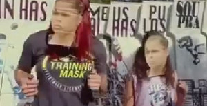 Video: Cyborg Mocks Rousey, Challenges Her Again To A Fight At UFC 205