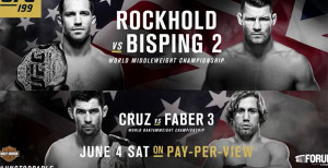 Video: UFC 199: Rockhold vs. Bisping Extended Preview