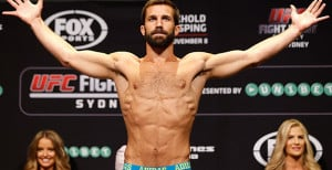 Luke Rockhold Wants Fight With Anderson Silva