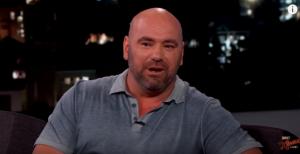 Dana White's Appearance On