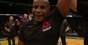 Daniel Cormier Moving On From Jon Jones Fight
