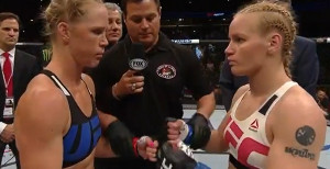 Video: Holly Holm vs. Valentina Shevchenko Full Fight Highlights From UFC On FOX 20