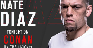 Nate Diaz Takes Over UFC Snapchat Account, Appearing On