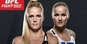 UFC On FOX 20 Results -- Shevchenko Upsets Holm In Main Event