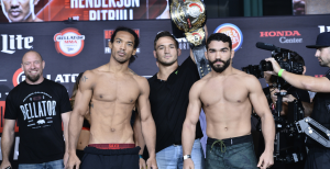 Bellator 160 Results: Benson Henderson Scores Shot At Michael Chandler, Bellator Title