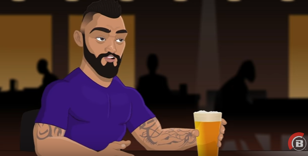 Liam McGeary's Journey To Bellator Champion Has Been An Interesting One