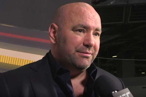Video: Dana White Talks Key Moments At UFC 205 In Backstage Interview At MSG
