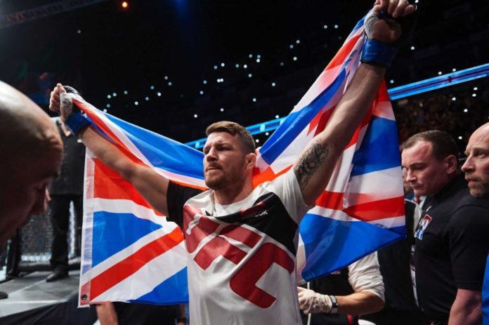 Michael Bisping Manager