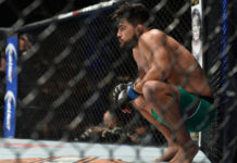 Kelvin Gastelum MMA News Podcast