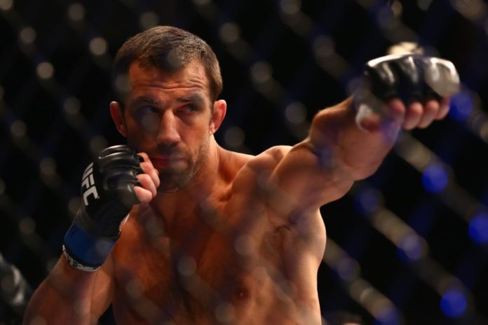 Luke Rockhold July 8