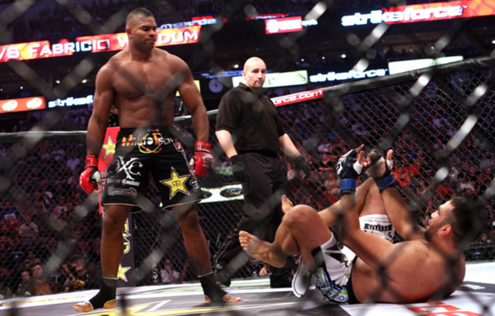 Alistair Overeem vs. Fabricio Werdum on Tap For UFC 213