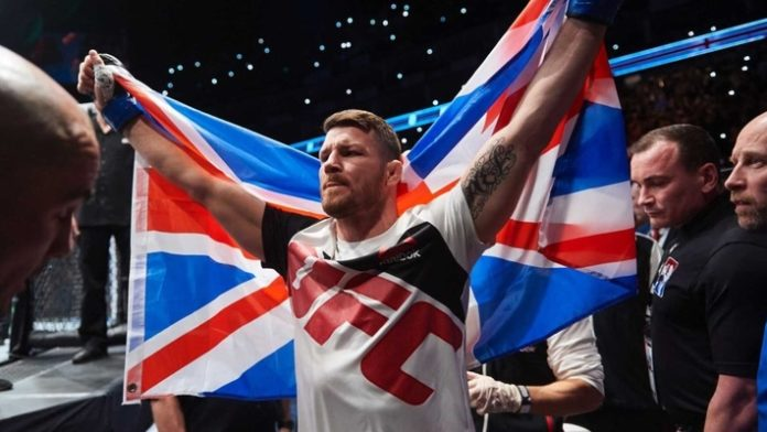 Michael Bisping wants two specific fights before retiring