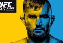 UFC Fight Night 109