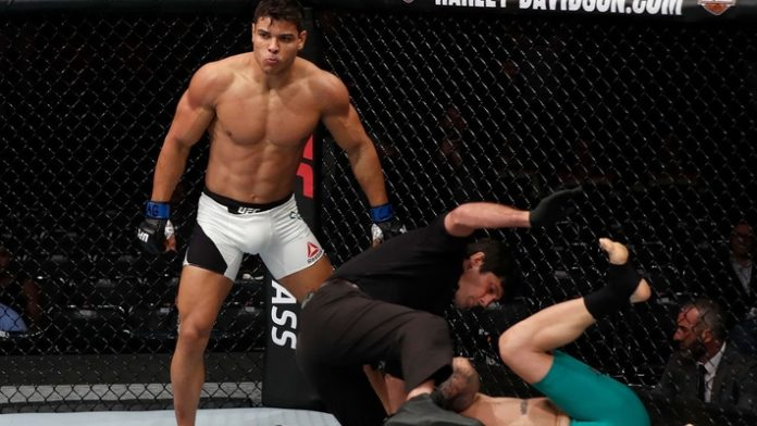 Paulo Costa Smashes Johny Hendricks Inside Two Rounds