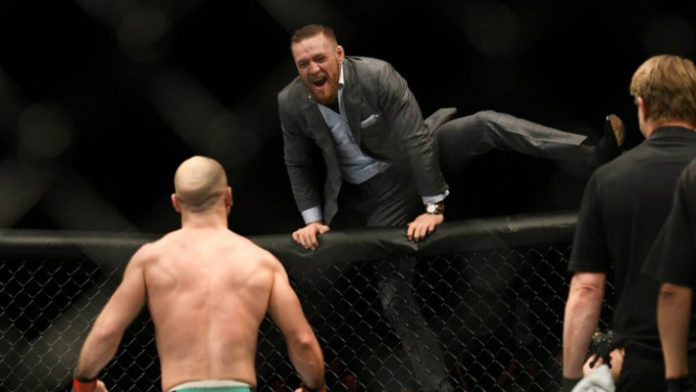 Conor McGregor fight press tour coming to Barclays Center