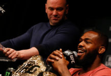 Dana White Jon Jones