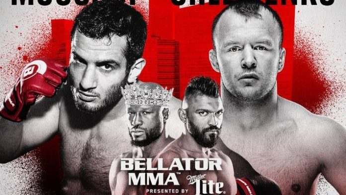 Bellator announces two key fights including the debut of Gegard Mousasi
