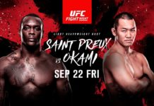 UFC Fight Night 117