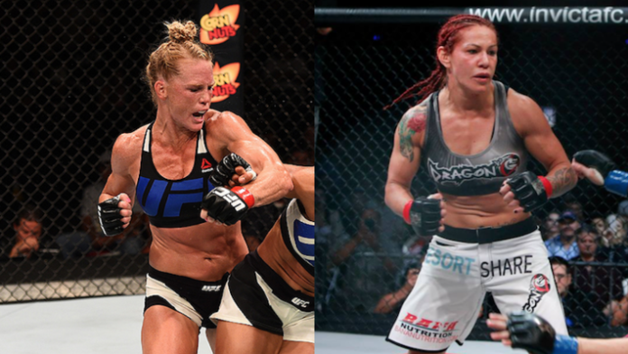 Holly Holm's Perfect Response To Cris 'Cyborg's' USADA Demands