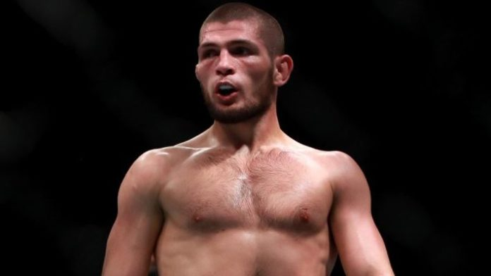 Khabib Nurmagomedov vs. Edson Barboza Booked For UFC 219 on December 30