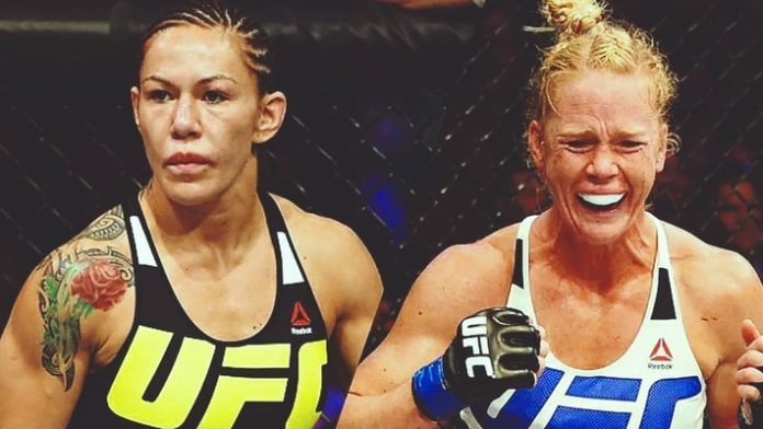 Cris 'Cyborg' Justino will battle Holly Holm in UFC 219