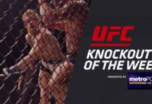 UFC KO of The Week