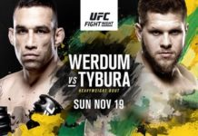 UFC Fight Night 121