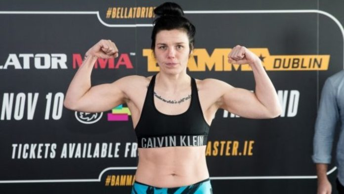 Bellator 187: Sinead Kavanagh Finishes Maria Casanova in First Round