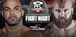 PFL Fight Night
