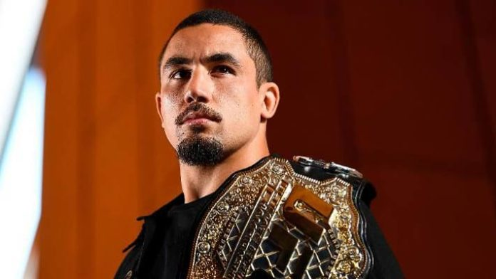 Robert Whittaker Opens Up On Recent Health Scare