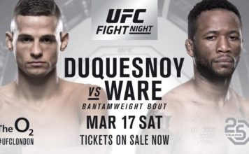 Tom Duquesnoy Terrion Ware